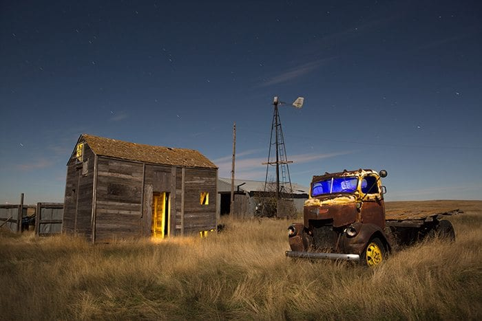 Alamo Truck