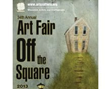 Madison Art Fair off the Square