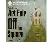 Madison Art Fair off the Square