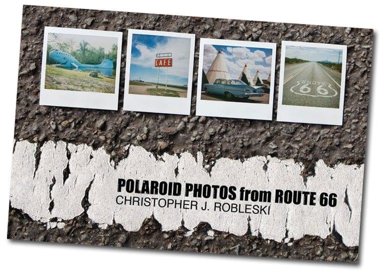 Polaroid Photos from Route 66
