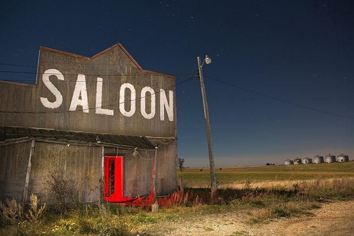 Saloon Wabek