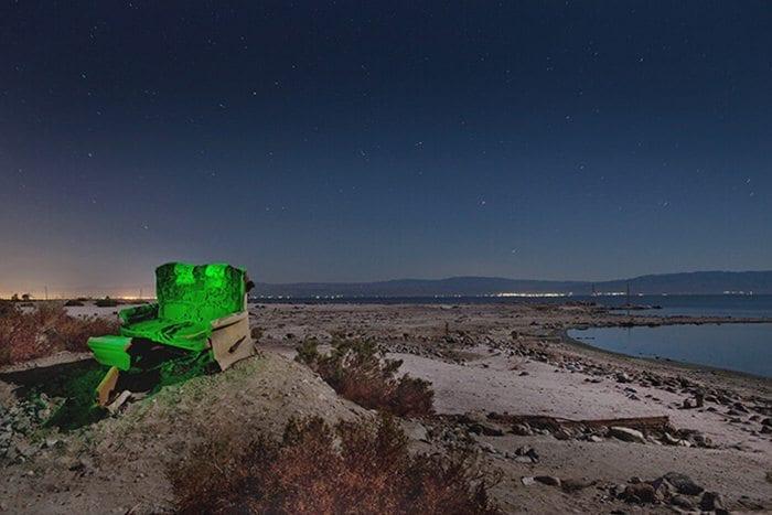 Take A Seat Salton Sea