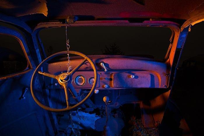 Dashboard Confessional III - Okaton, SD