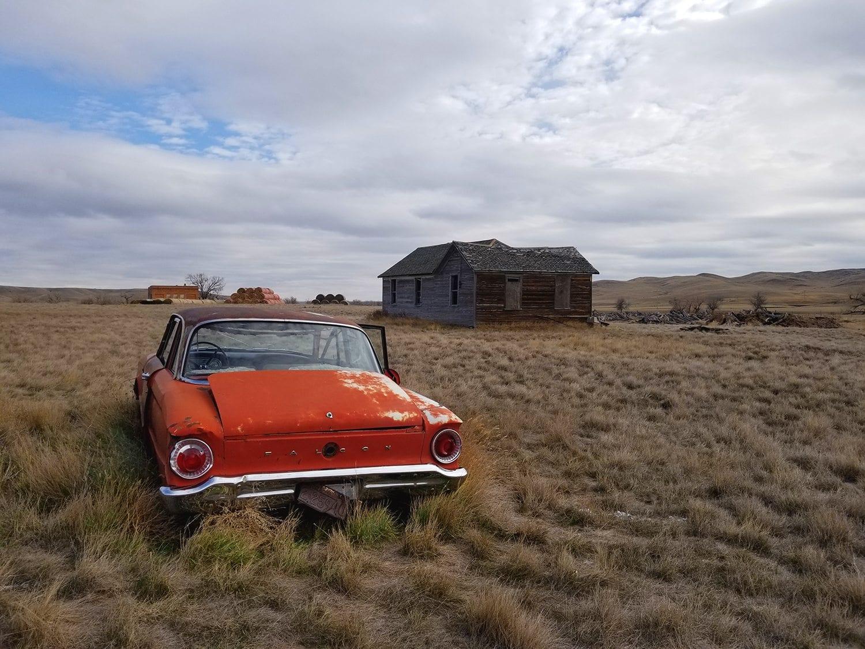 Owanka Ford Falcon House