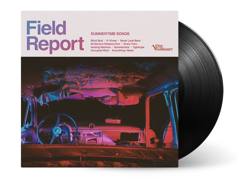 Field Report's Summertime Songs now available for purchase!