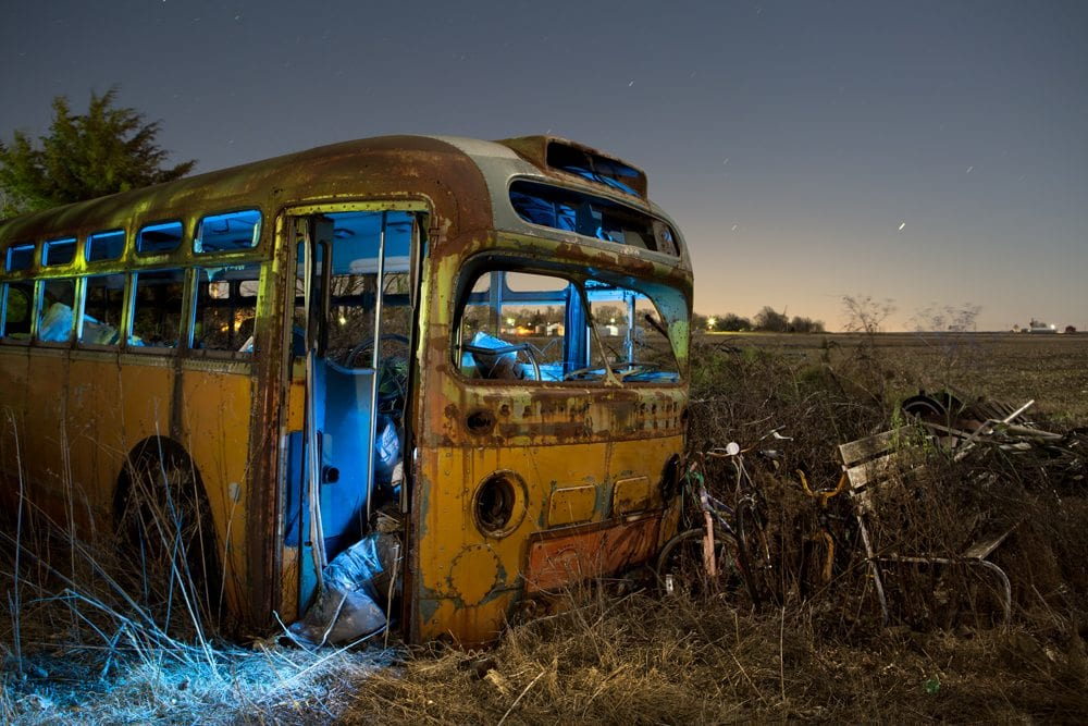 The Lost Bus - Illinois - The Flash Nites