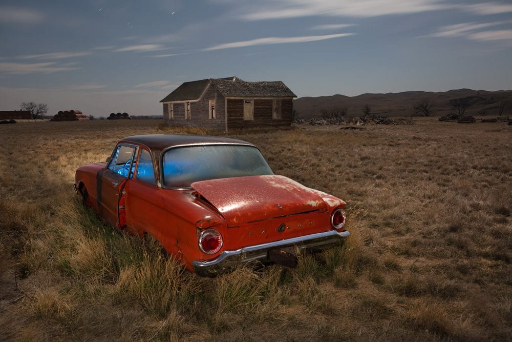 Ford Falcon - Owanka, South Dakota