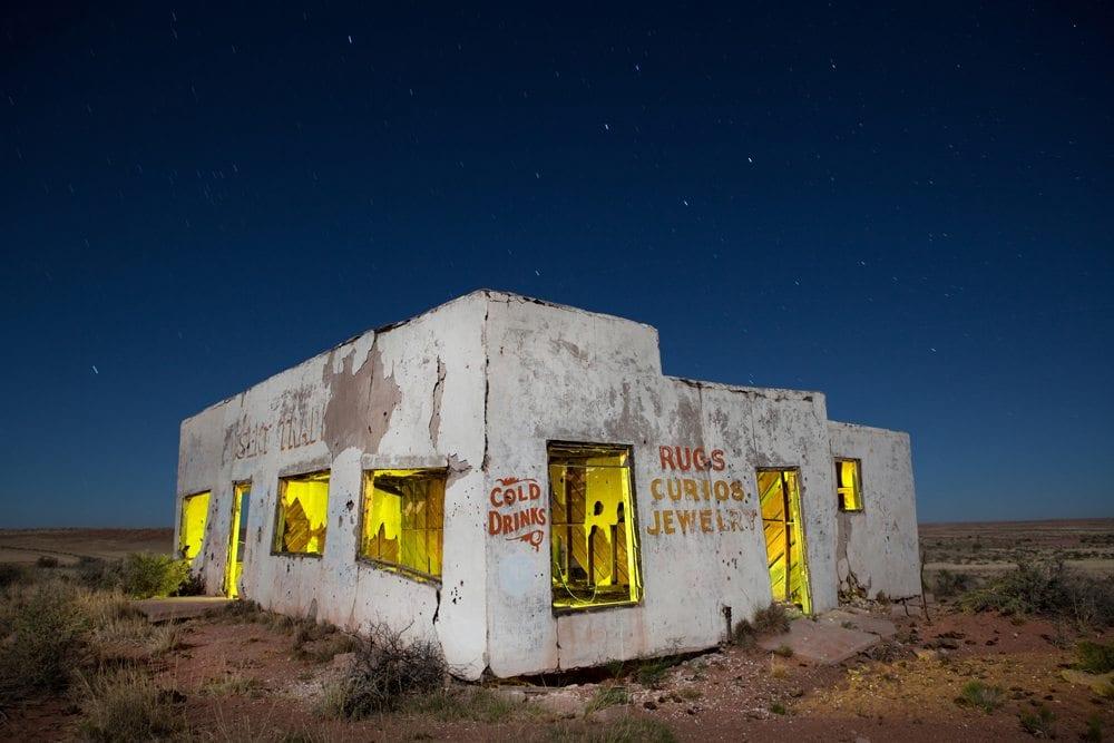 Painted Desert Trading Post - Arizona