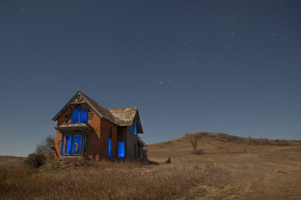 Sims Home - North Dakota - The Flash Nites