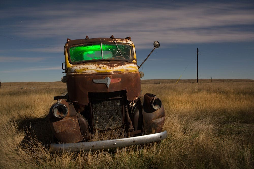 Alamo Truck - North Dakota
