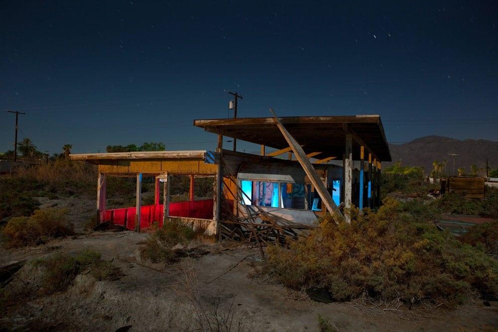 Brawley Avenue - Salton Sea