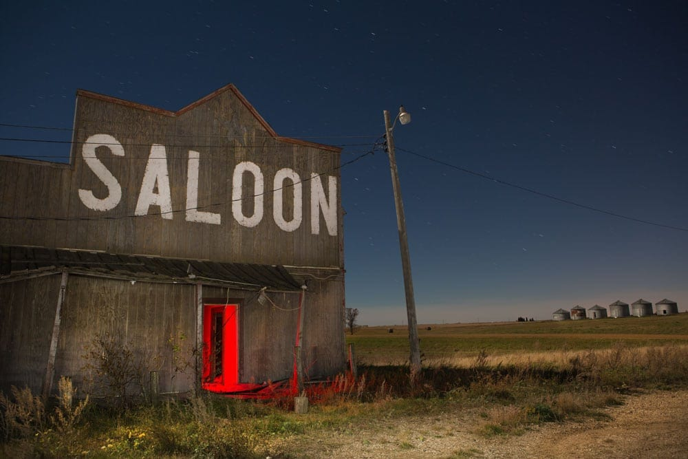 Saloon - Wabek, North Dakota - The Flash Nites