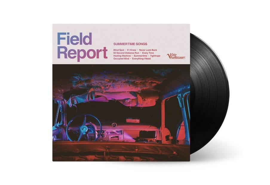 Field Report - Summertime Songs - The Flash Nites