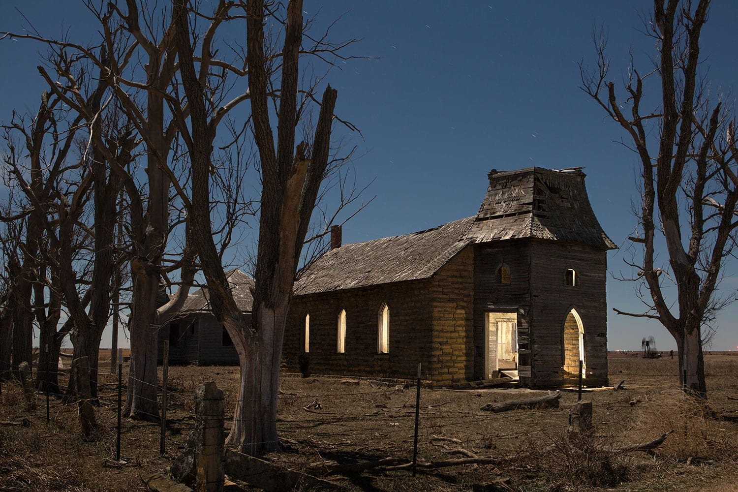 Winterset Church - Dorrance, Kansas