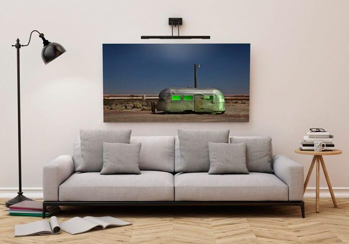 Bagdad Airstream - Newberry Springs, California - The Flash Nites