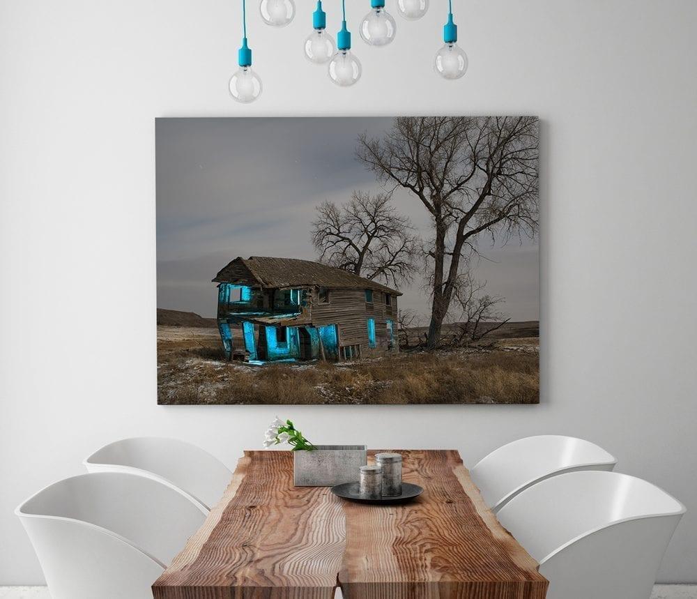 Sims Open House - North Dakota - The Flash Nites
