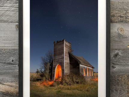 Deisem Church - North Dakota - The Flash Nites