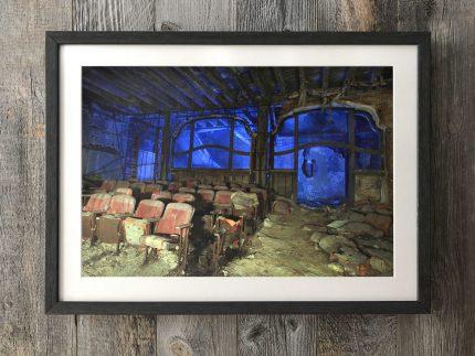 Palace Seats - Gary, Indiana - The Flash Nites
