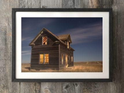 Alamo Home - North Dakota - The Flash Nites