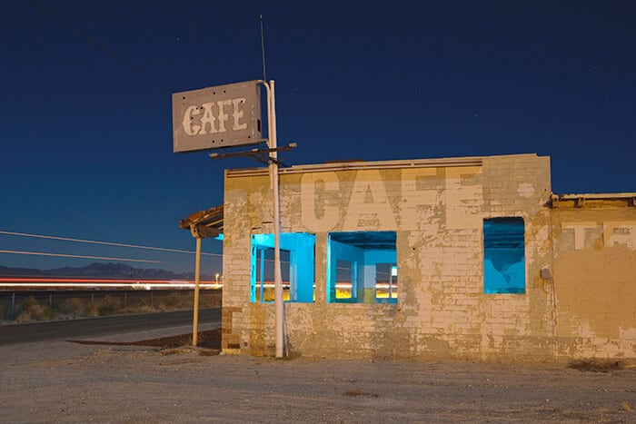 Yucca Cafe - Yucca, Arizona - The Flash Nites