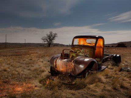 Owanka Truck - South Dakota