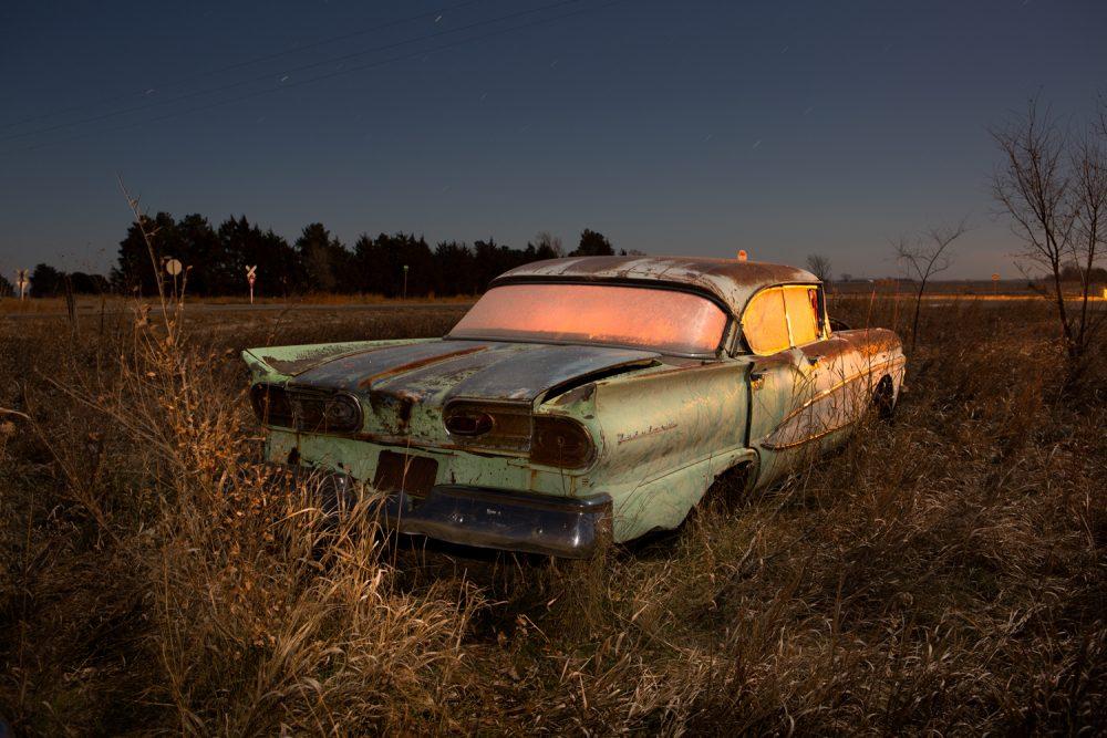 Frosty Ford Fairlane - Manchester, South Dakota