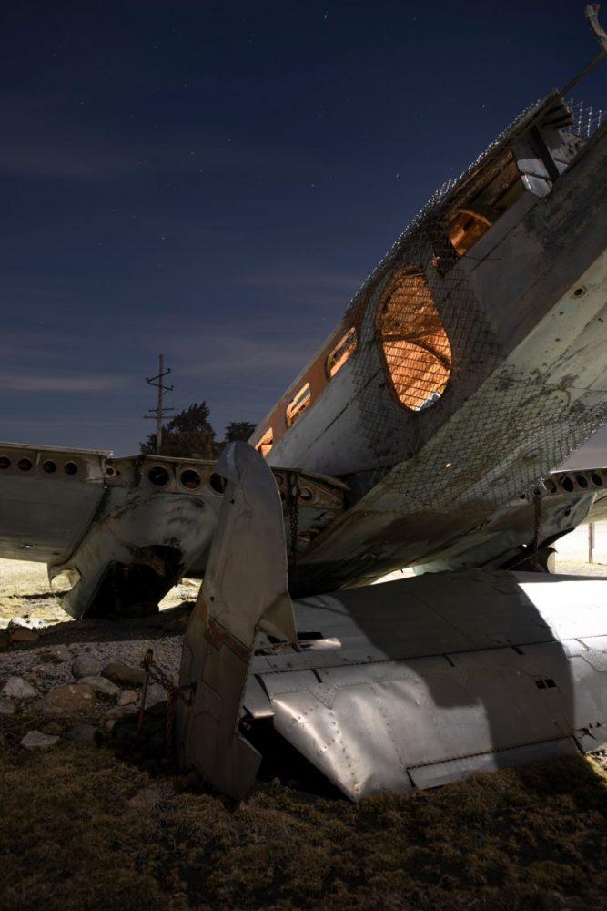 Landing Gear - Norway, Illinois