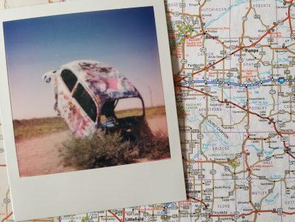 Slug Bug Ranch Conway Polaroid