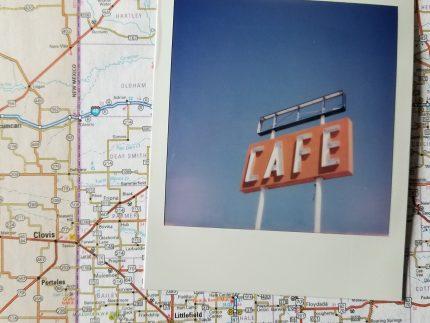 Midpoint Cafe Adrian Polaroid