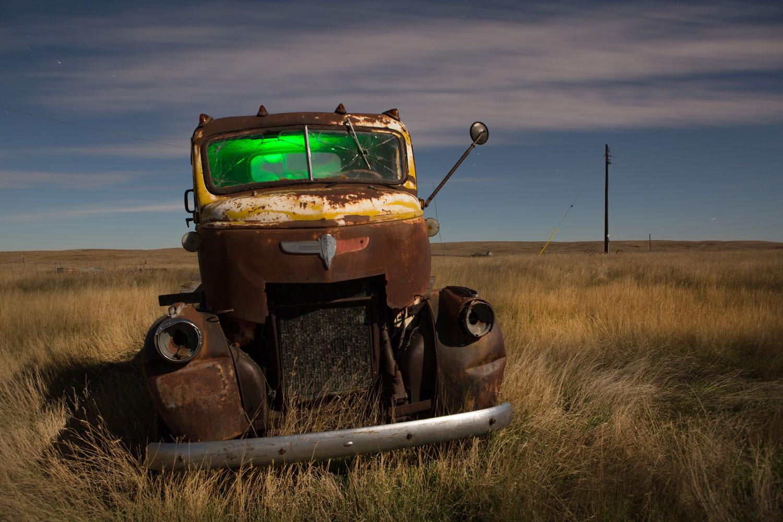 Ramsfield Truck - Alamo, North Dakota