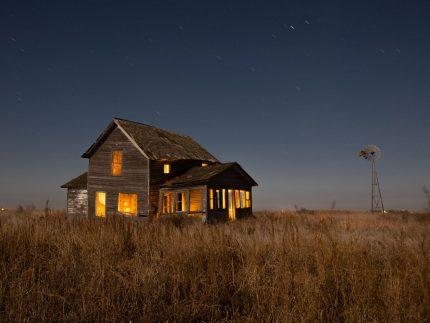 Esmond Porch - Esmond Twp, South Dakota
