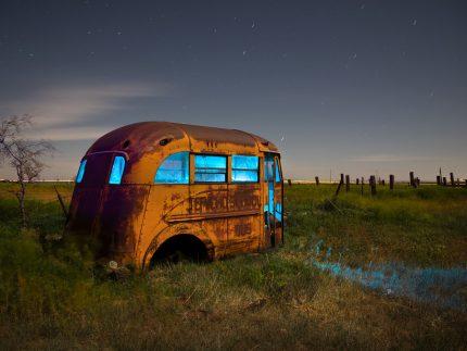 Jericho Bus – Jericho Gap, Texas