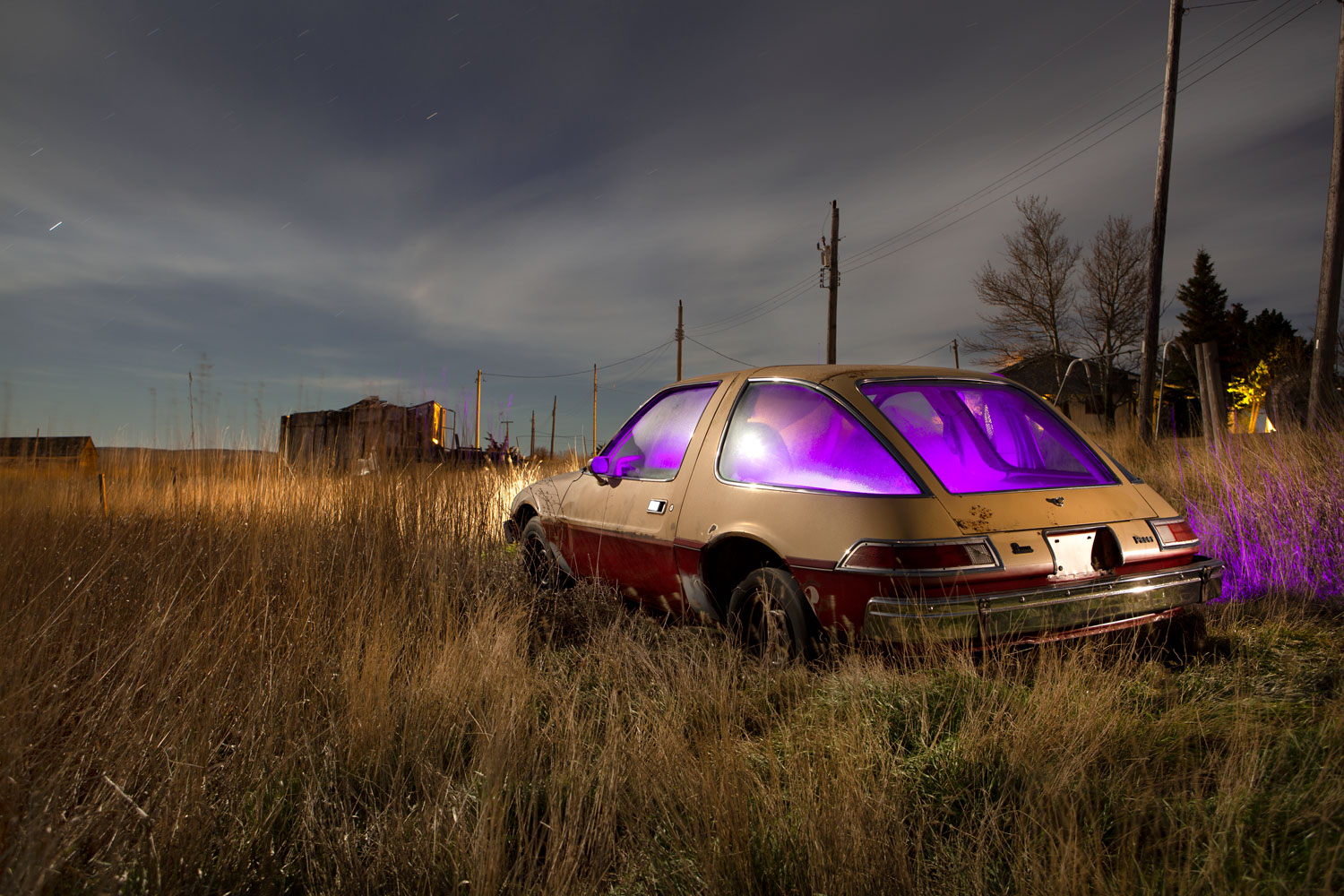 AMC Pacer - Okaton, South Dakota