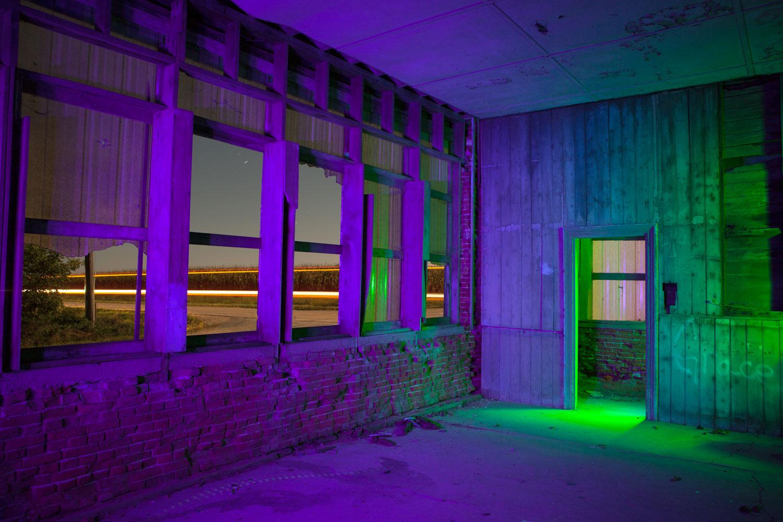 Purple Rain - Ridott, Illinois - The Flash Nites