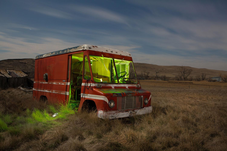 Special Delivery - Owanka, South Dakota - The Flash Nites