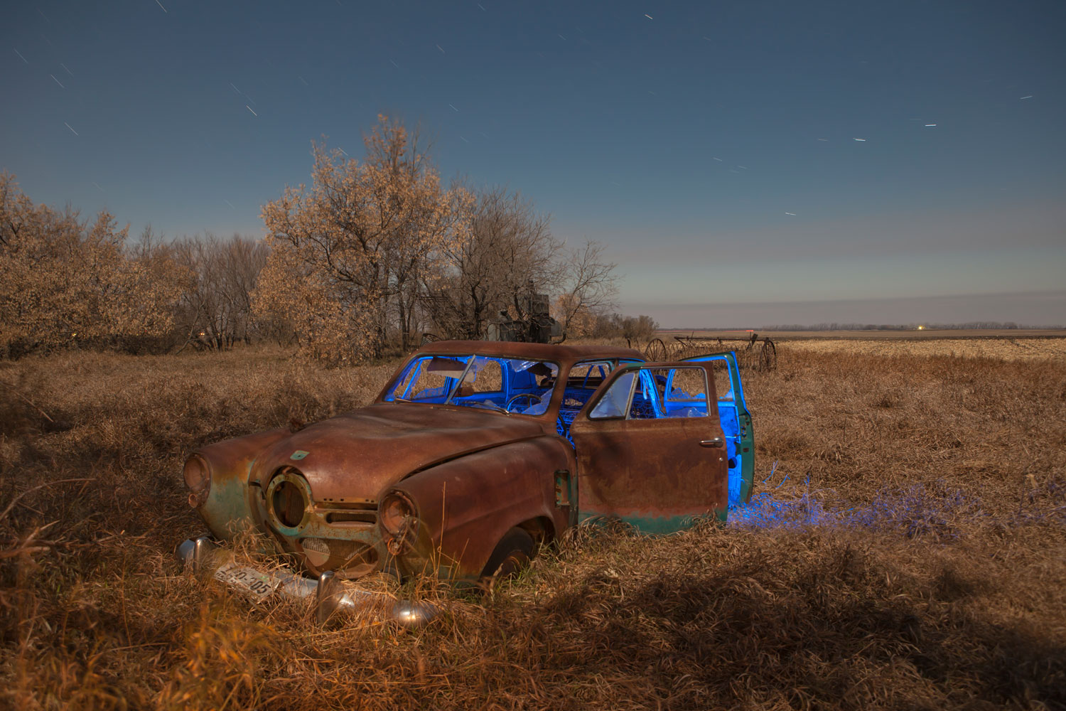 Studebaker - Sherbrooke, North Dakota - The Flash Nites