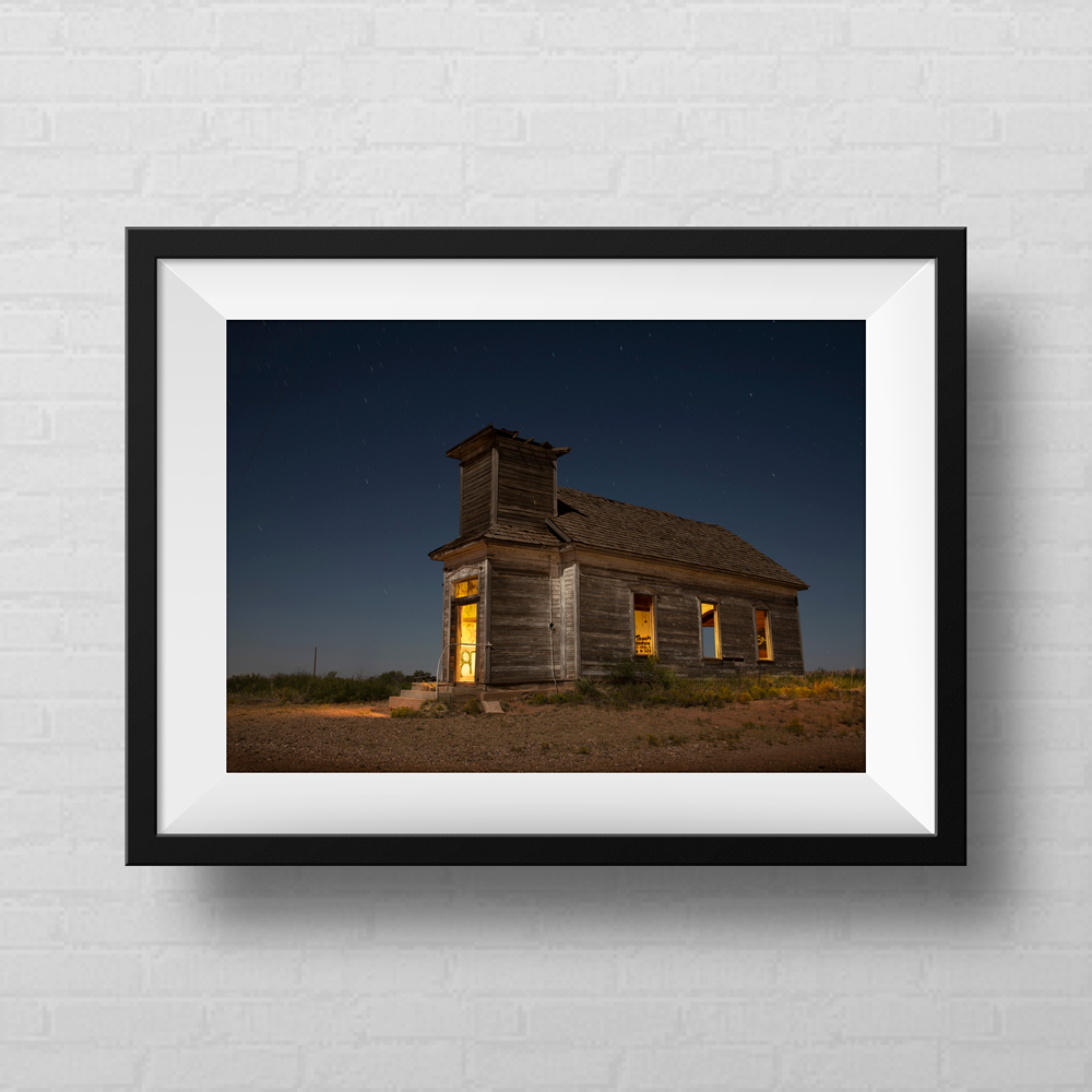 Taiban Church - New Mexico