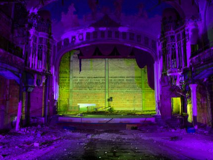 Uptown Theatre - Wisconsin - The Flash Nites